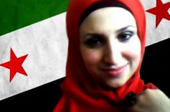 جود عقاد تخلع الحجاب أمام الكاميرا