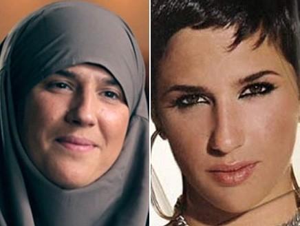 فنانات عالميات ارتدين الحجاب