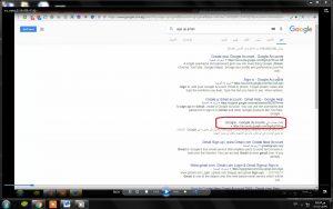 إنشاء حساب في جوجل كروم شكل رقم 2