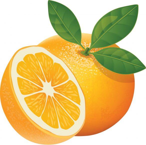 فوائد أكل البرتقال